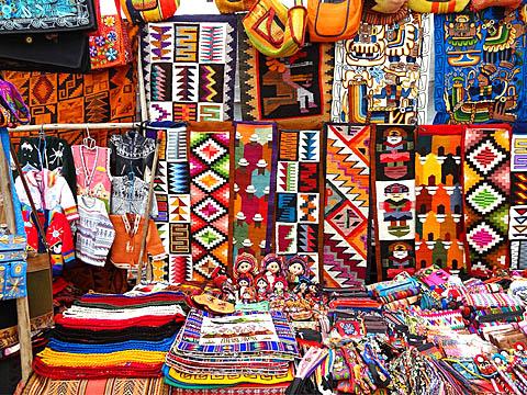 Compra de artesanía