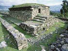 Complejo Arqueológico Willcahuain E Ichic Willcahuain