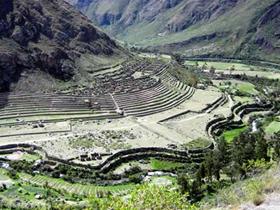 Conjunto Arqueológico Huayllabamba