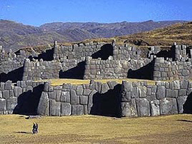 Conjunto Arqueológico de Sacsaywaman