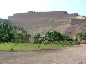 Monumento Arqueológico de Paramonga