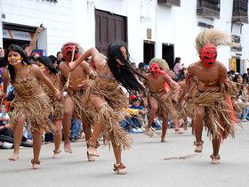 Foto de Danzas del Perú