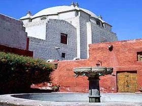 Iglesia y Monasterio de Santa Catalina