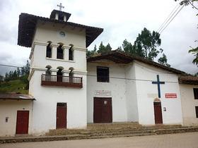 Iglesia de Llacanora