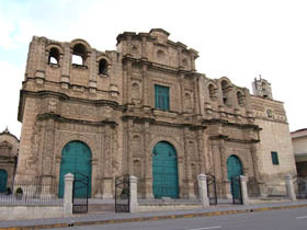 Templo de Santa Catalina