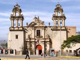 Templo La Recoleta