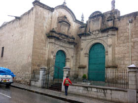Catedral E Iglesia del Sagrario