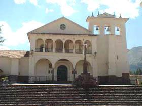 Iglesia de San Jeronimo Cusco