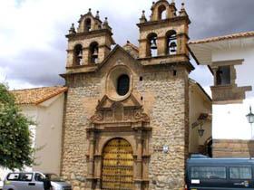 Antigua Iglesia y Seminario de San Antonio Abad