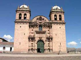 Iglesia de Belen del Cusco