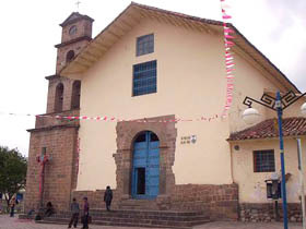 Iglesia de San Blas del Cusco