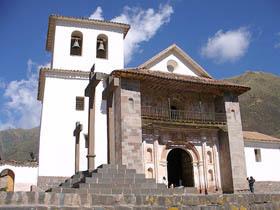 Templo Colonial de Andahuaylillas