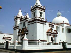 Iglesia y Monasterio de Belen (Claustro)