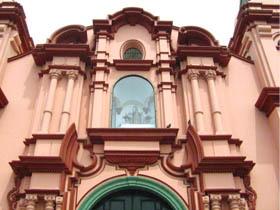 Iglesia y Beaterio de Nuestra Señora de Copacabana