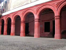 Casa de La Columna  Antiguo Noviciado Santo Domingo