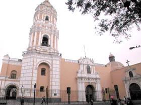 Convento de Santo Domingo En Lima