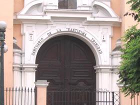 Iglesia y Monasterio de La Santisima Trinidad