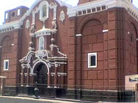 Iglesia de San Francisco de Paula Nuevo