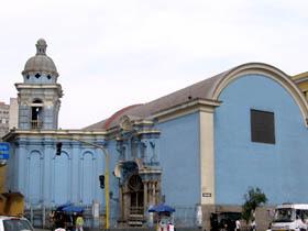 Iglesia de Nuestra Señora de La Concepcion (Iglesia de La Limpia Concepcion de Nuestra Señora)