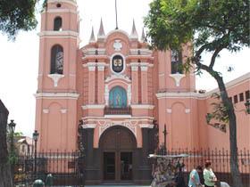 Iglesia y Monasterio de Nuestra Señora del Carmen