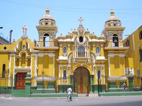Iglesia de Nuestra Señora de Cocharcas