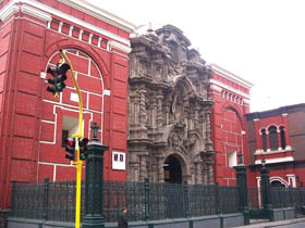 Convento de San Agustin