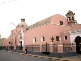 Iglesia y Monasterio de Nuestra Señora del Prado
