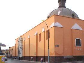 Iglesia y Monasterio Concepcionistas Descalzas de San José