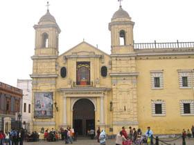 Capilla Nuestra Señora de La Soledad (Iglesia de La Soledad)