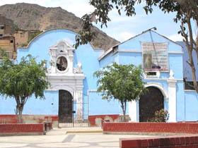Iglesia de San Jeronimo y San Juan Bautista