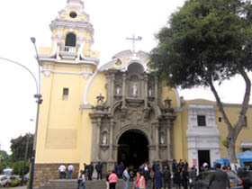 Iglesia Matriz Barranco