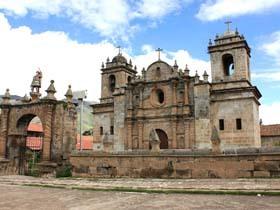 Ciudad de Chuquibambilla