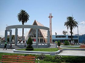 Ciudad de Camaná