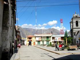 Ciudad de Cotahuasi