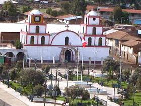 Ciudad de Huanca Sancos
