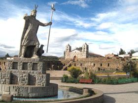 Ciudad de Vilcashuamán