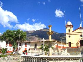 Ciudad de Cajabamba