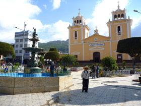 Ciudad de Cutervo