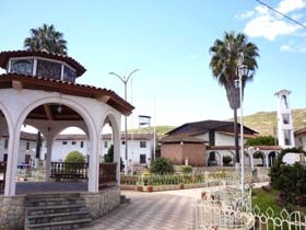 Ciudad de Santa Cruz de Succhabamba