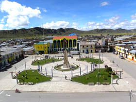 Ciudad de Azángaro