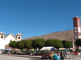 Ciudad de Huancané