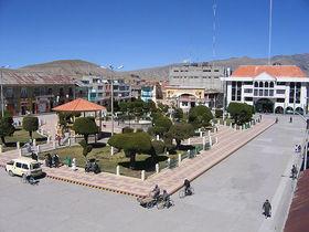 Ciudad de Yunguyo