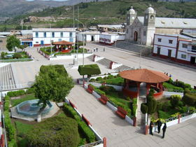 Ciudad de Tarata
