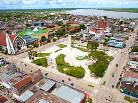 Ciudad de Pucallpa