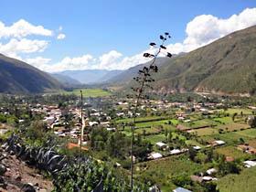 Ciudad de Tomayquichua