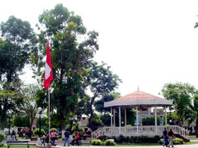 Distrito Pachacamac