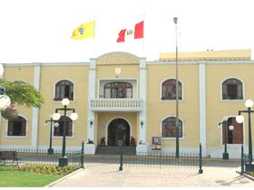 Distrito Santiago de Surco