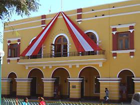 Ciudad de San Vicente de Cañete