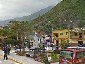 Ciudad de Matucana