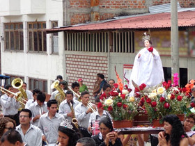 Fiesta Patronal de San Nicolás